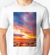 Saturated Unisex T-Shirt
