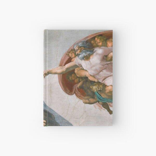 MICHELANGELO Hardcover Journal