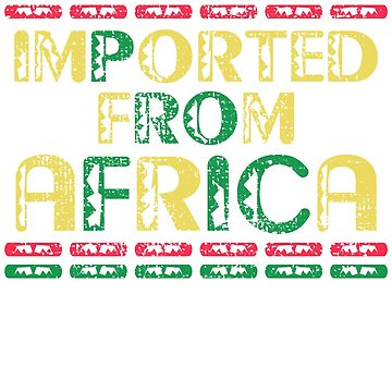 African Black History by 4tomic