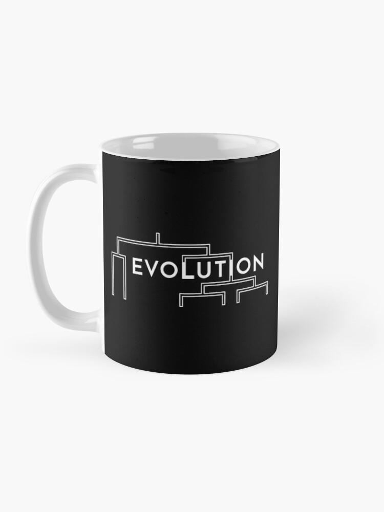 Alternate view of Evolution Mug