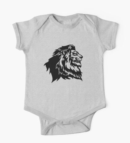 Proud Tribal Lion Kids Clothes