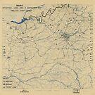 1. September 1944 Zwölfte Armeegruppensituation Karte des Zweiten Weltkrieges von allhistory