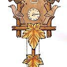Cuckoo Clock by Vicky Pratt