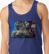Mysterious And Beautiful Red Sea Underwater World Tank Top