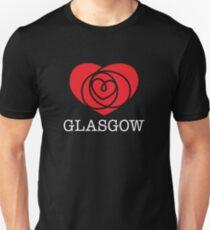 I Heart Glasgow, Scotland T-Shirt