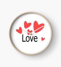Reloj San Valentín