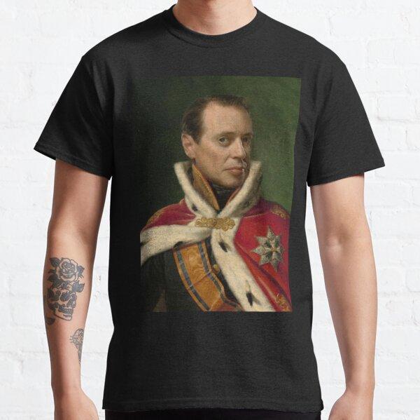 Steve Buscemi Historical Portrait Classic T-Shirt