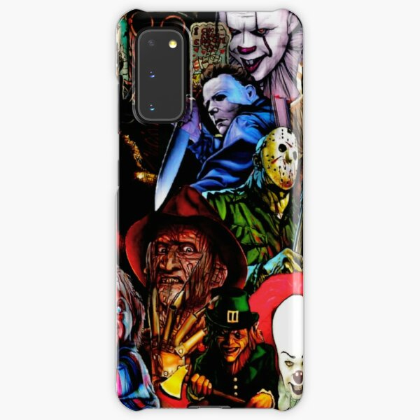Collage Of Horror Samsung Galaxy Snap Case