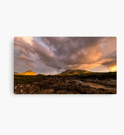 Scotland - Isle of Skye Canvas Print