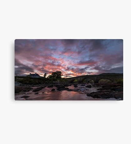 Isle of Skye - Scotland Canvas Print