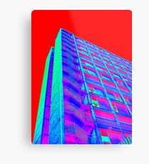Parkhill popart (part 4 of 6) Metal Print
