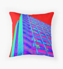 Parkhill popart (part 4 of 6) Throw Pillow
