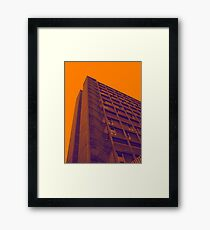 Parkhill popart (part 6 of 6) Framed Print