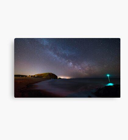 Milky way - Dorset Canvas Print