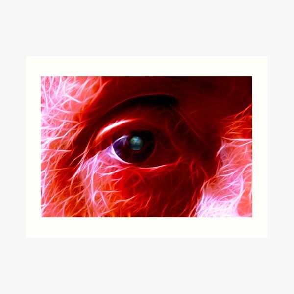 Eye of the World Art Print