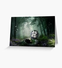 Chalice Well Greeting Card