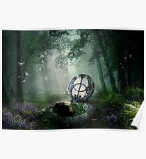 Chalice Well Poster