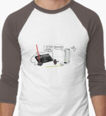I am your father! Men's Baseball ¾ T-Shirt