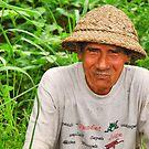 People of Bali 4 by Adri  Padmos