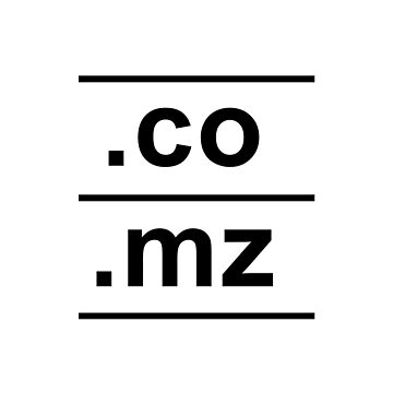 .co.mz Mozambique Internet Country Code design by GetItGiftIt