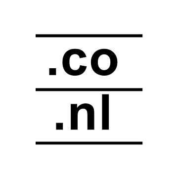 .co.nl Netherlands Internet Country Code design by GetItGiftIt