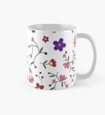 Multicolor Flowers Collection  Mug