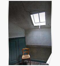 Vincent Van Gogh's room Poster