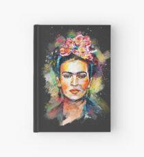 Frida Kahlo (Dark Edition) Hardcover Journal