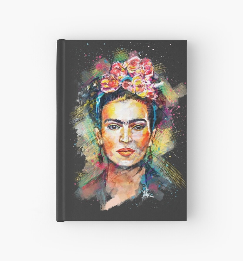 Frida Kahlo (Dark Edition) by Tracie Andrews