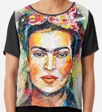 Frida Kahlo Chiffontop