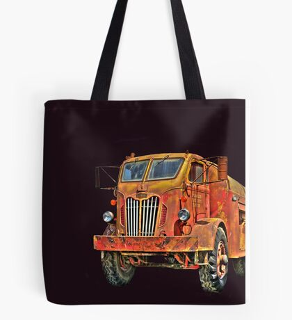 Water Truck  from Corvallis Oregon Tote Bag
