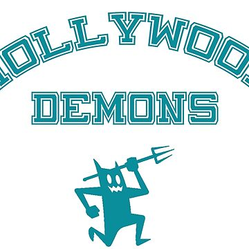 Demons of Hollywood by procrest