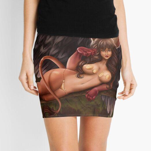 Sphinx Mini Skirt