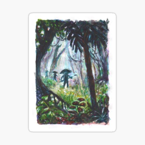 Waldgeister Sticker