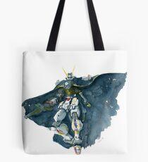 XM- X1 Crossbones Watercolor  Tote Bag