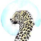 Glamour Leopard by RavensLanding