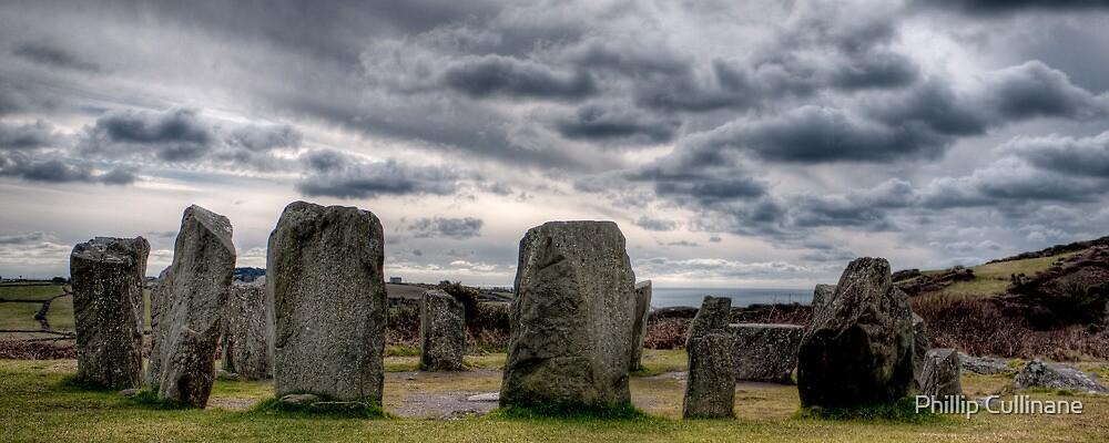 Glandore Drombeg Stone Circle by Phillip Cullinane
