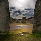 Drombeg Stone Circle  by Phillip Cullinane