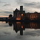 Timoleague Abbey Ireland by Phillip Cullinane