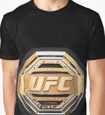 UFC belt 2019 Graphic T-Shirt