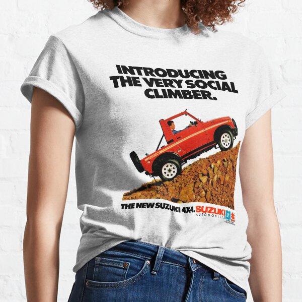 SUZUKI SJ JIMNY SAMURAI Classic T-Shirt