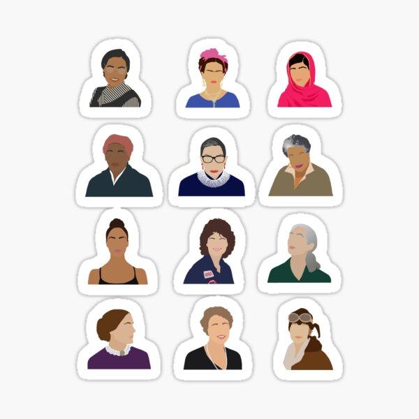 Feminist Sticker Set Sticker