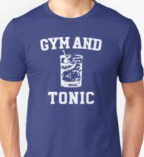 Macs Gym And Tonic T Shirt Slim Fit T-Shirt