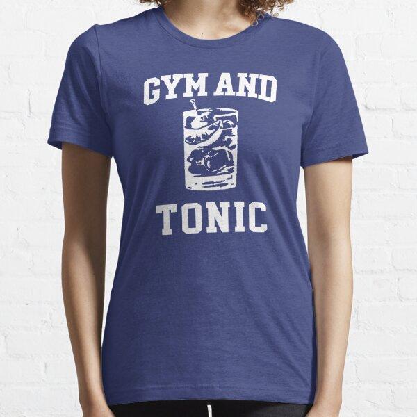 Macs Gym And Tonic T Shirt Essential T-Shirt