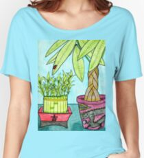 Luck & Fortune Women's Relaxed Fit T-Shirt