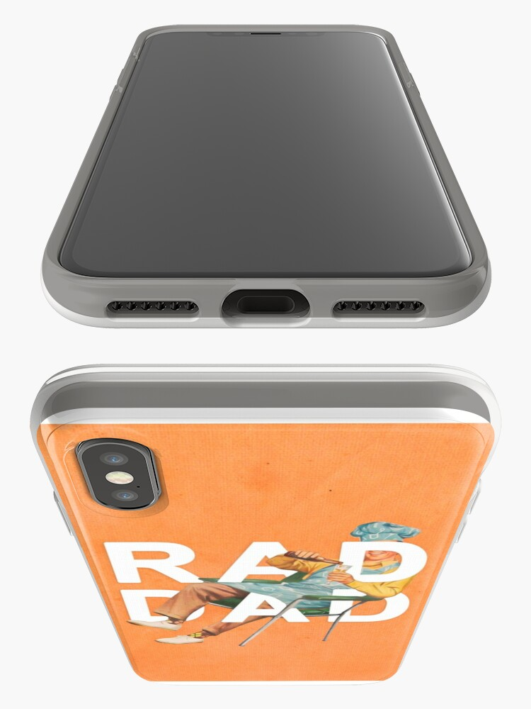 Alternate view of Rad Dad iPhone Case & Cover