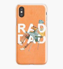 Rad Dad iPhone Case/Skin