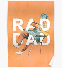 Rad Dad Poster