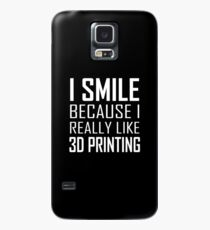 3D printing I Really Like Case/Skin for Samsung Galaxy