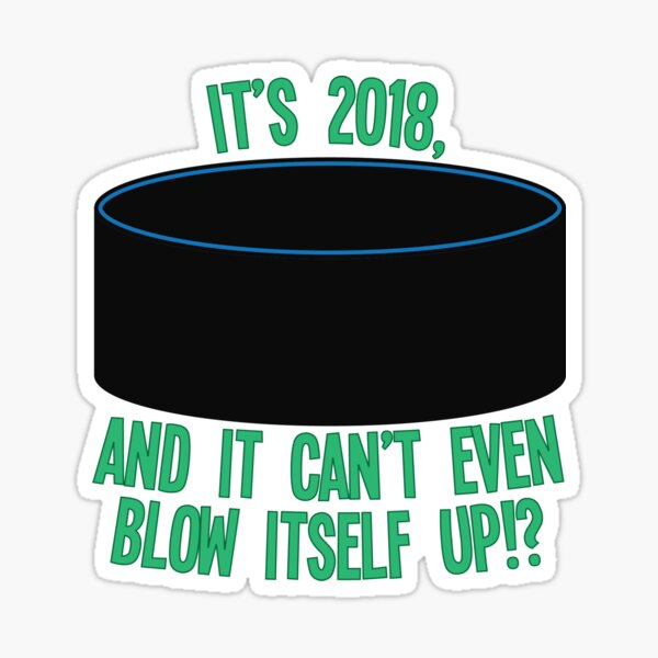 And It Can't Even Blow Itself Up!? Sticker